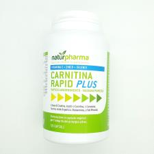 Carnitina Rapid Plus 120 Vegan Capsule da 500 mg