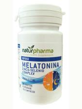 MELATONINA ZINCO SELENIO COMPLEX 120 COMPRESSE DA 300 MG