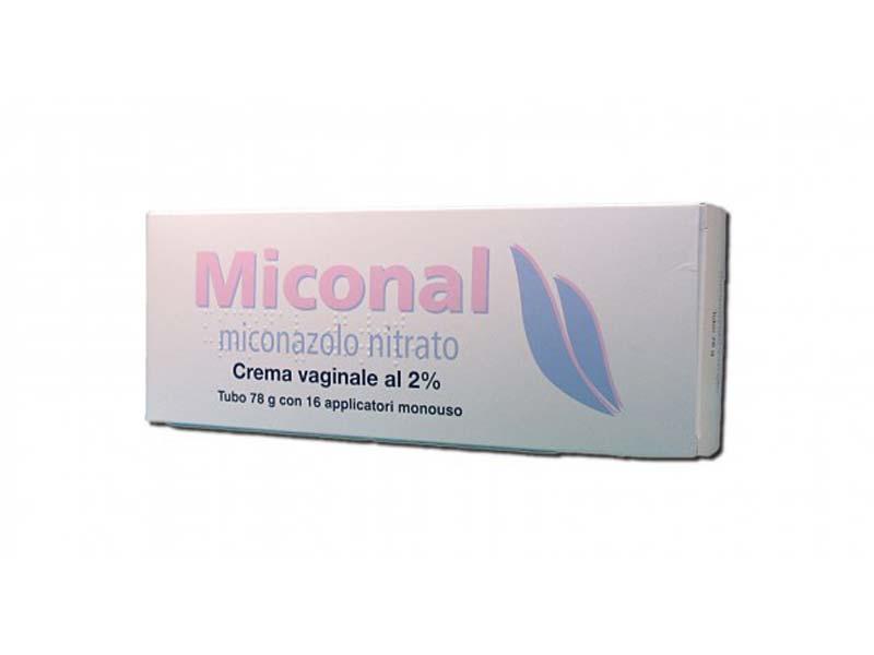 miconal posologia