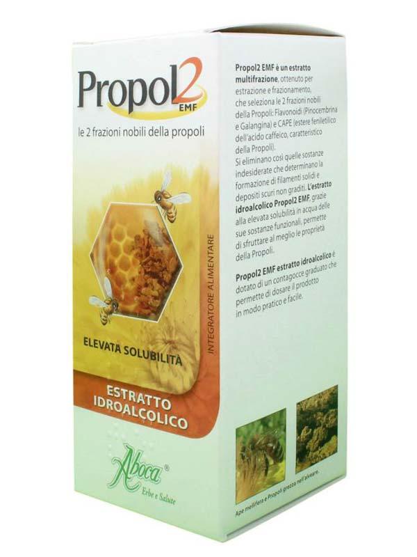 ABOCA PROPOL2 EMF ESTRATTO IDRALCOLICO 65 ML