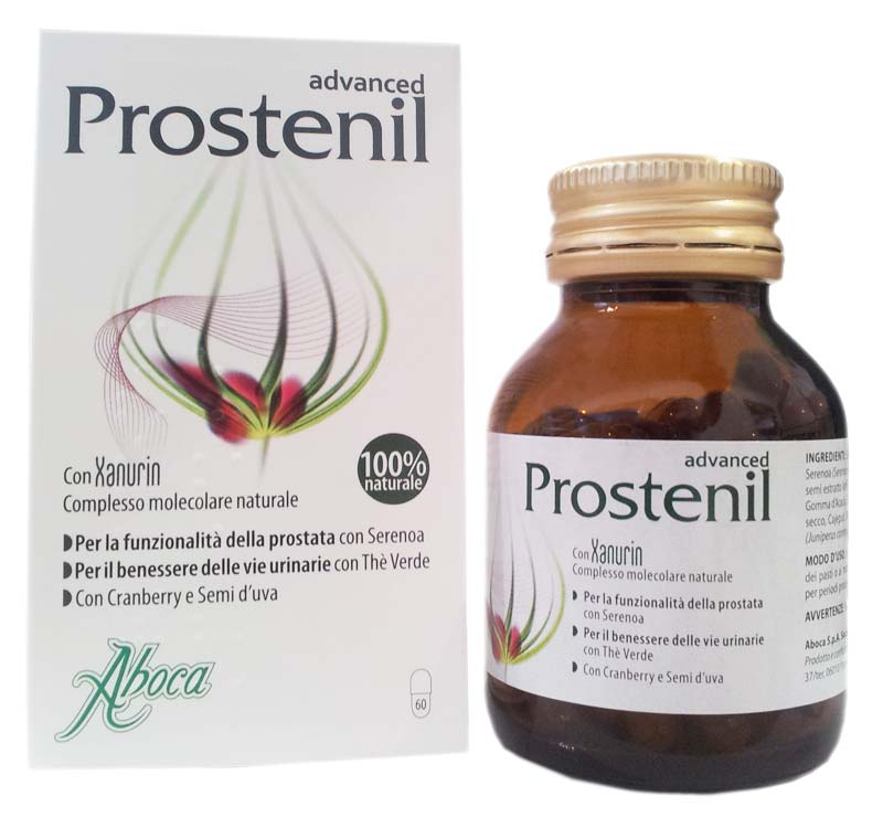 ABOCA PROSTENIL ADVANCED 60 OPERCOLI DA 576 MG
