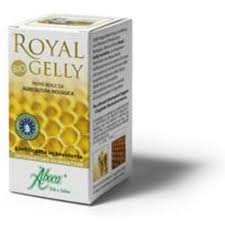 ABOCA ROYAL GELLY PAPPA REALE BIOLOGICA 40 TAVOLETTE DA 480 MG