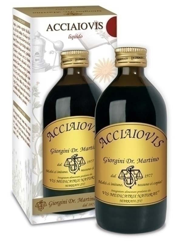 ACCIAIOVIS LIQUIDO ANALCOOLICO 500 ML