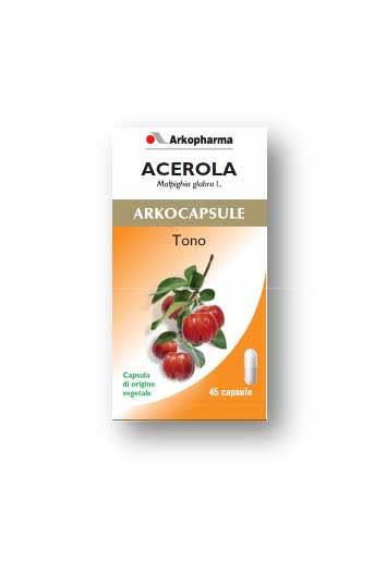 ACEROLA ARKOCAPSULE 45 CAPSULE