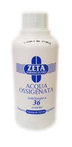 ACQUA OSSIGENATA 24 VOL. - 100 ML