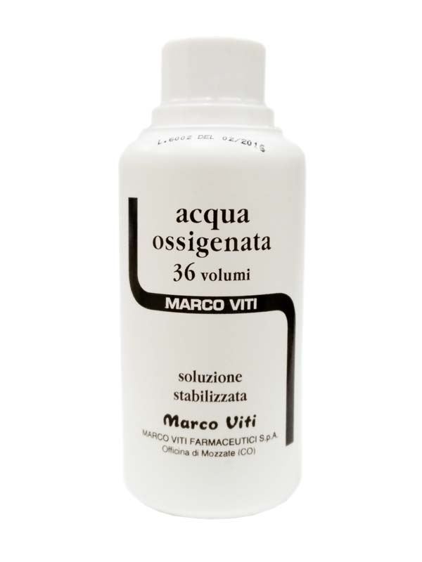 ACQUA OSSIGENATA 36 VOL MARCO VITI 100 ML