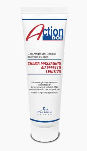 ACTION DOL CREMA MASSAGGIO LENITIVA 100 ML