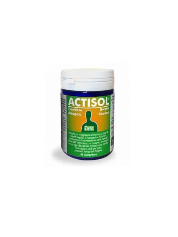 ACTISOL 45 COMPRESSE