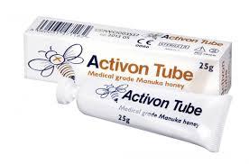 ACTIVON TUBE MIELE DI MANUKA PER USO MEDICO - 12 x 25 G