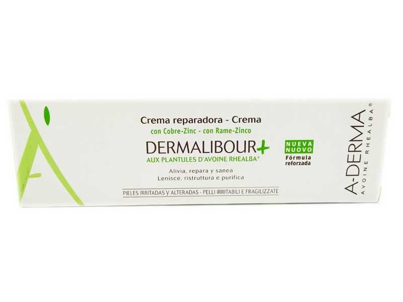 A-DERMA DERMALIBOUR CREMA 50 ML