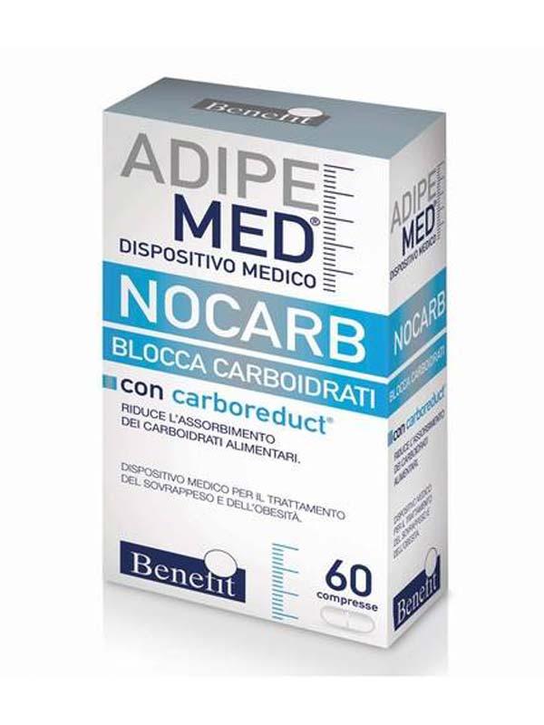 ADIPE MED® NOCARB BLOCCA CARBOIDRATI 60 COMPRESSE