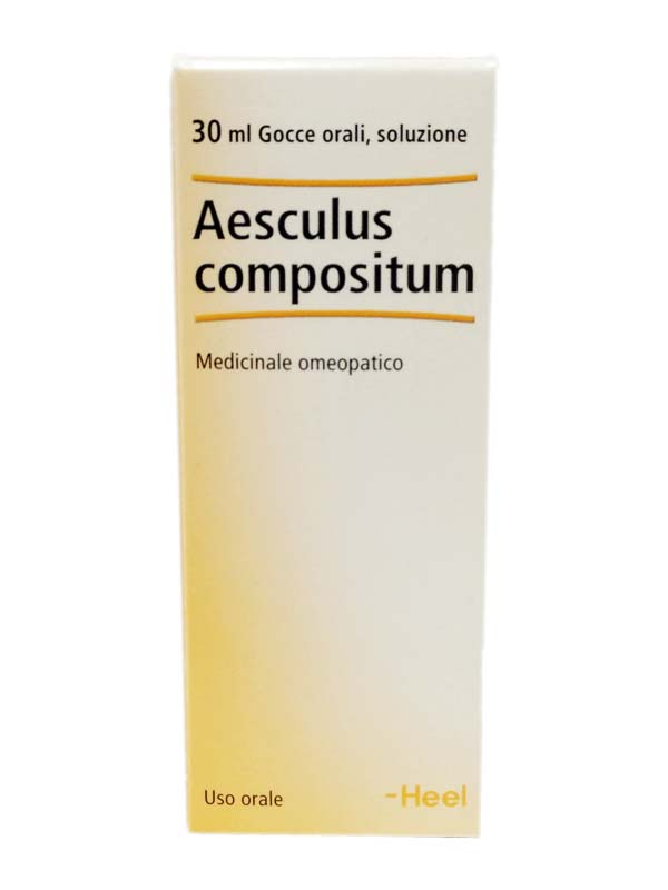 AESCULUS COMPOSITUM GOCCE 30 ML