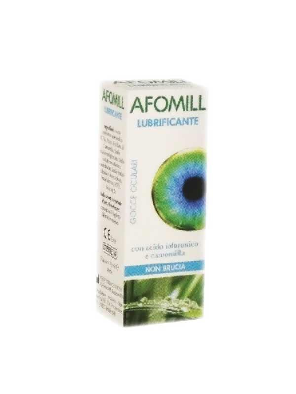 AFOMILL LUBRIFICANTE GOCCE OCULARI - FLACONE 10 ML