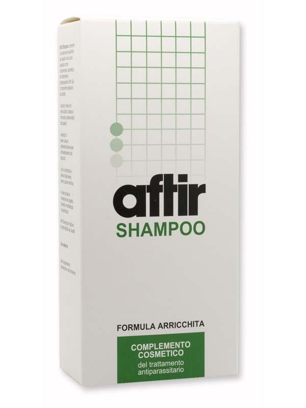 AFTIR SHAMPOO FORMULA ARRICCHITA 150 ML