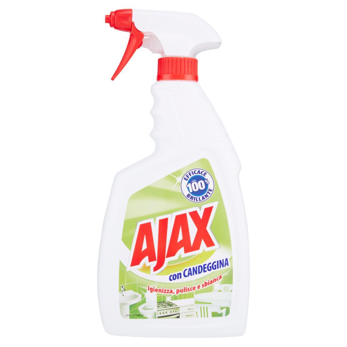 AJAX CON CANDEGGINA SPRAY 750 ML
