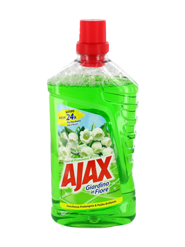 AJAX DETERGENTE MULTI SUPERFICIE FIORI DI PRIMAVERA 1000 ML