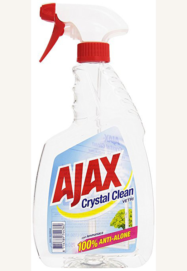AJAX VETRI CRYSTAL CLEAN 750 ML
