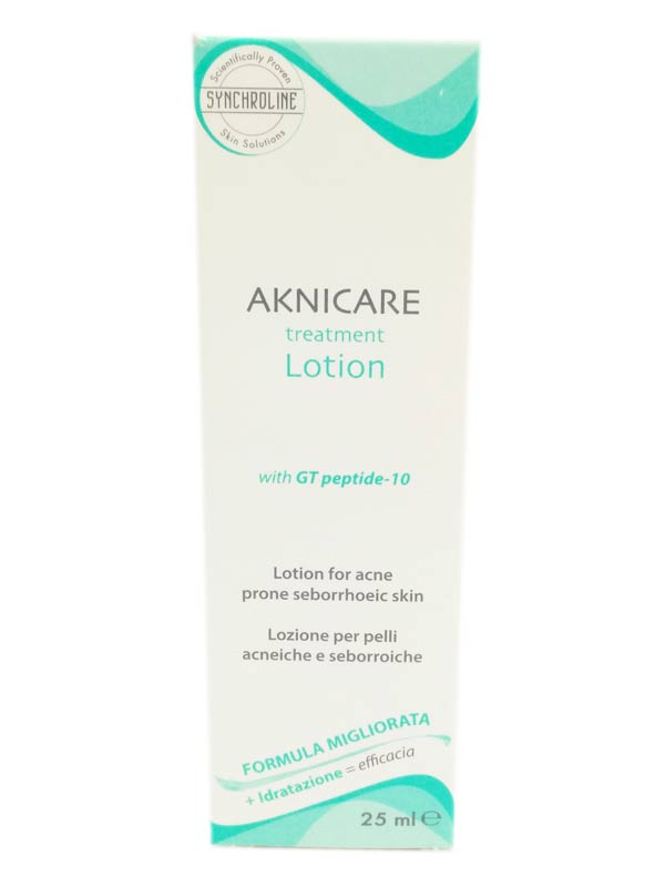 AKNICARE TREATMENT LOTION 25 ML