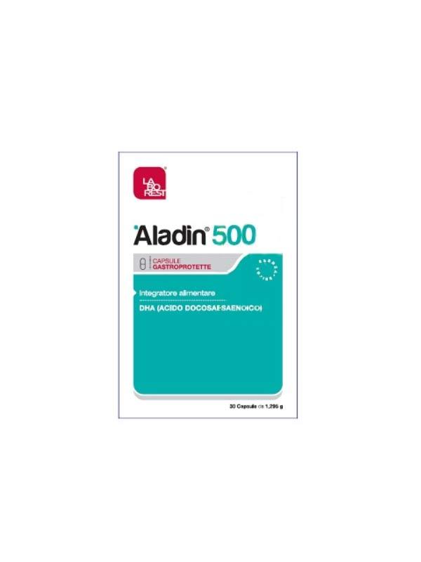 ALADIN 500 30 CAPSULE