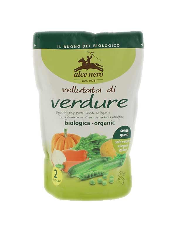 ALCE NERO VELLUTATA DI VERDURE BIOLOGICA - 500 G