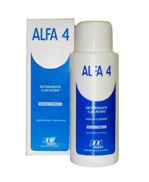 ALFA 4 DETERGENTE DELICATO A pH ACIDO - 250 ML