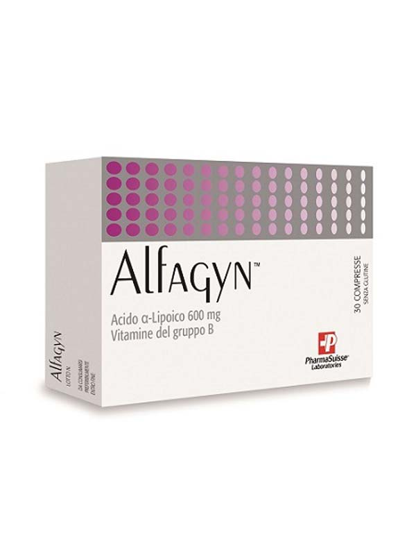 ALFAGYN 30 COMPRESSE DA 1050 MG