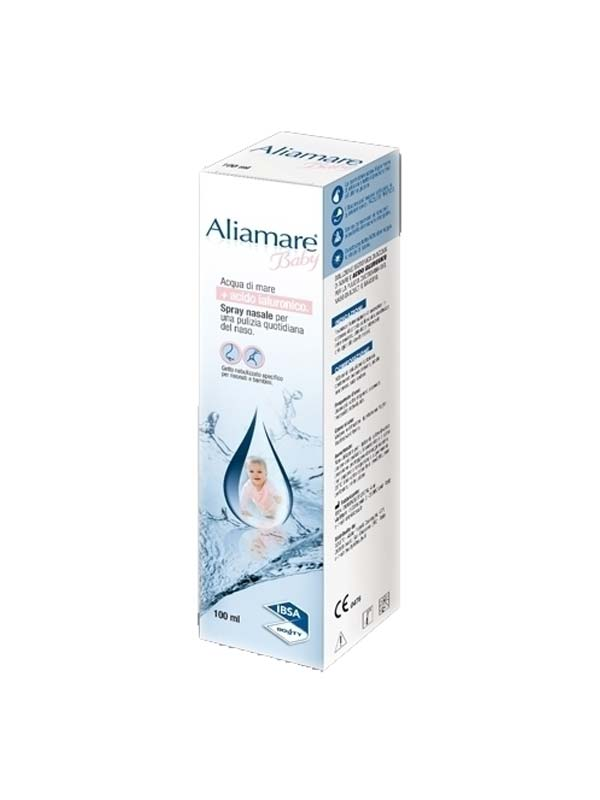 ALIAMARE BABY SPRAY 100 ML