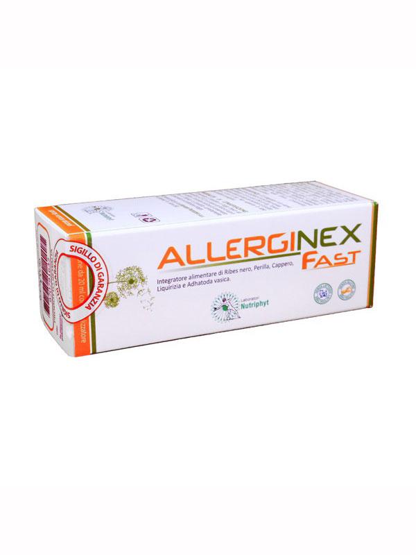 ALLERGINEX FAST SPRAY INTEGRATORE ALIMENTARE 20 ML