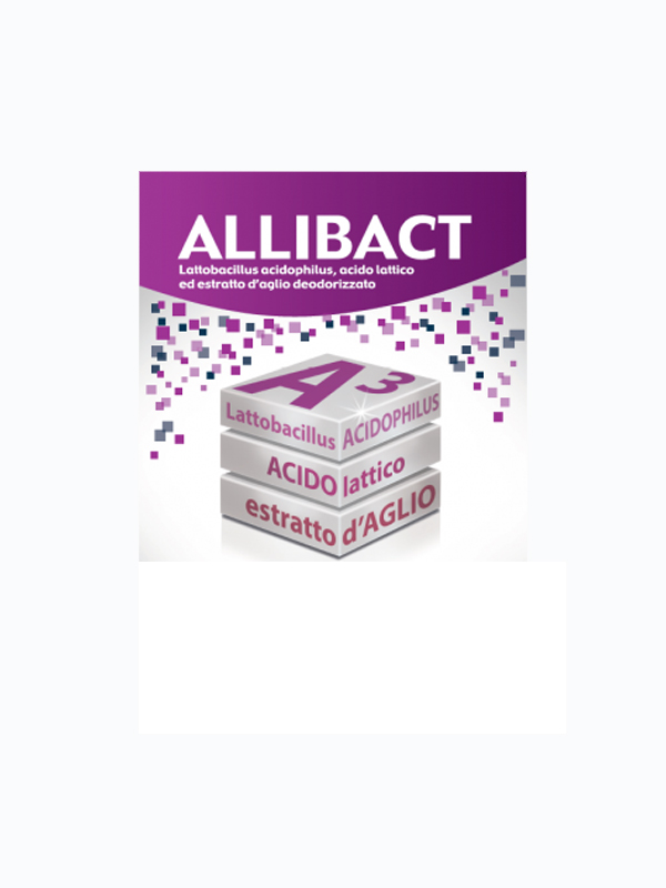 ALLIBACT 5 COMPRESSE VAGINALI