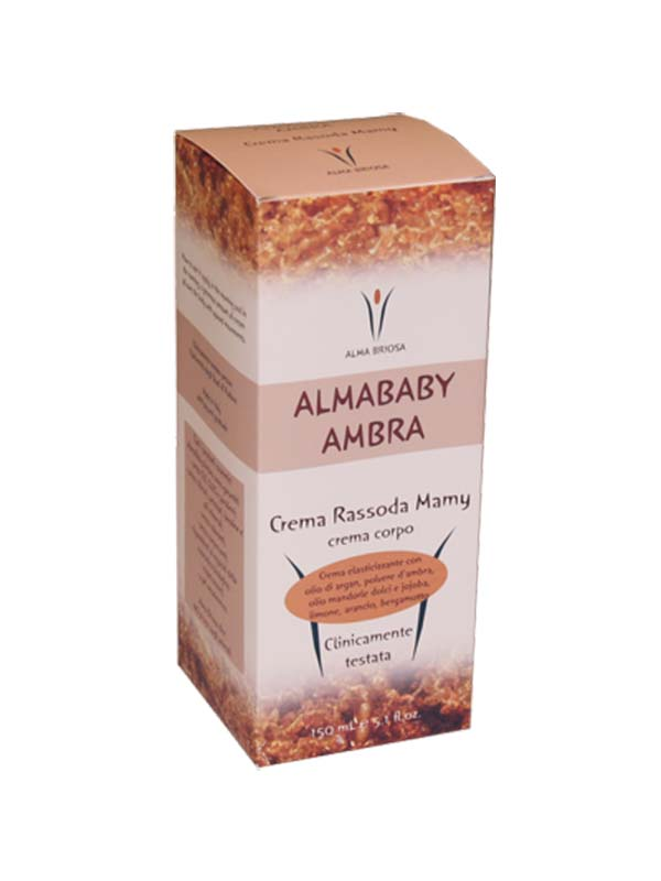 ALMABABY AMBRA CREMA RASSODA MAMY 150 ML