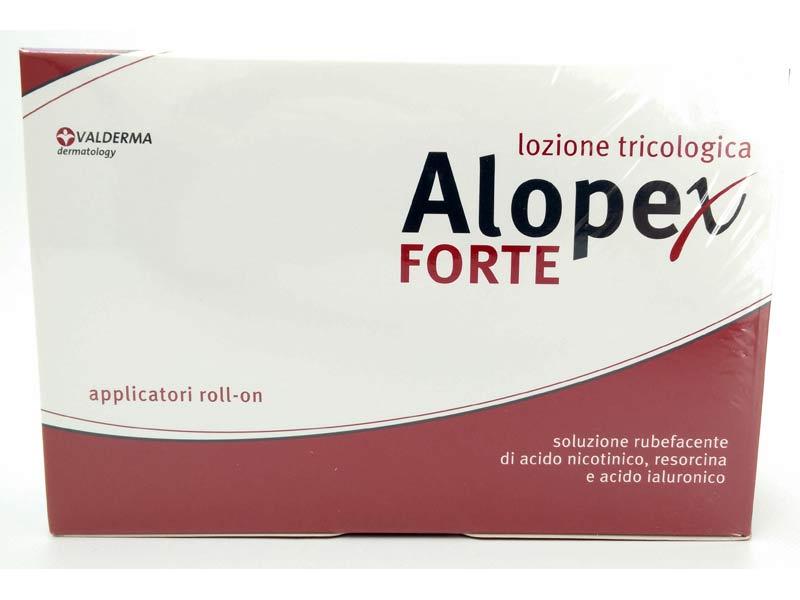 ALOPEX LOZIONE FORTE TRATTAMENTO CONTRO L'ALOPECIA 20 ML