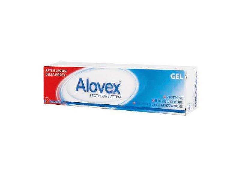ALOVEX® PROTEZIONE ATTIVA IN GEL 8 ML
