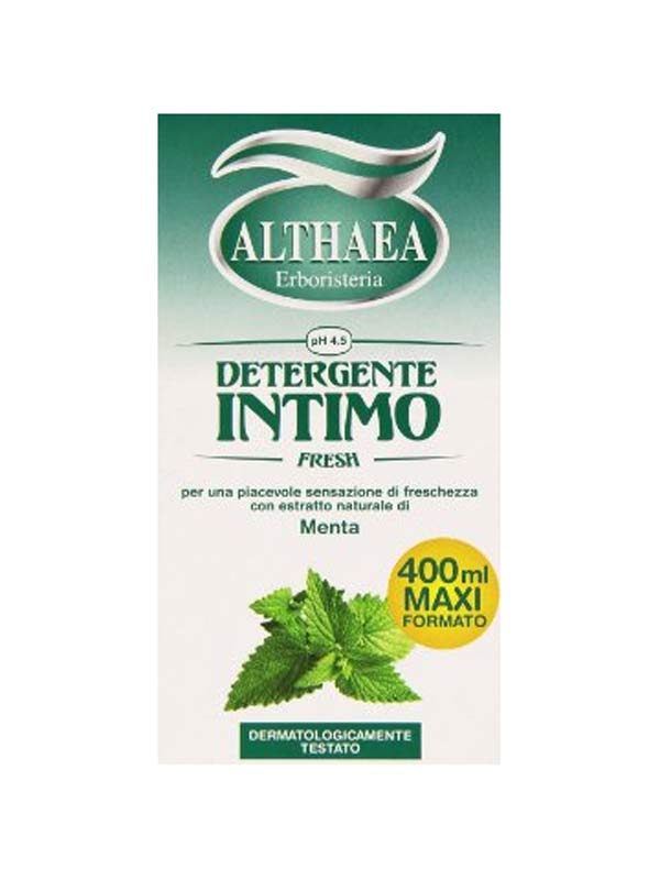 ALTHAEA IGIENE INTIMA  FRESH DETERGENTE  ML.400