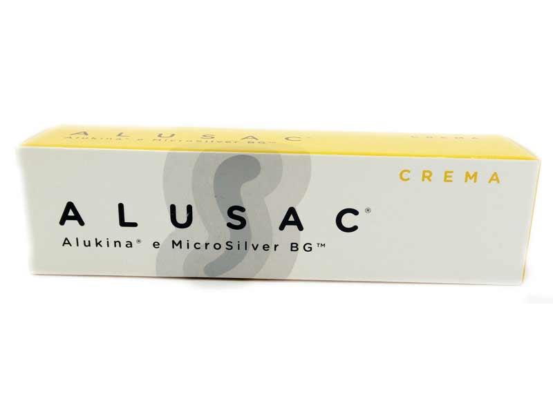 ALUSAC CREMA NORMALIZZANTE 30 ML