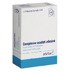 ALVITA COMPRESSA OCULARE STERILE - 5 PEZZI