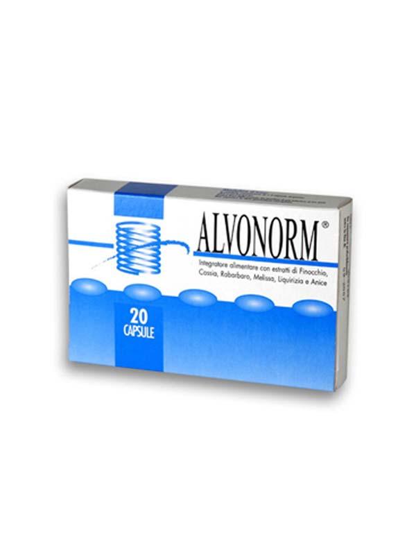 ALVONORM 20 CAPSULE