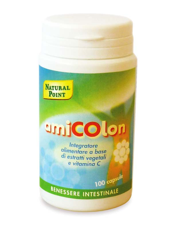 AMICOLON 100 CAPSULE