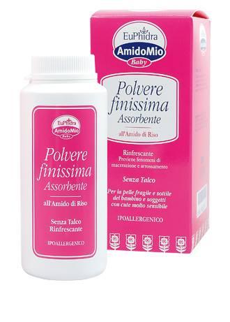 AMIDOMIO POLVERE FINISSIMA ASSORBENTE - 100 G