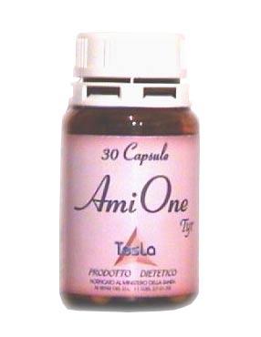AMIONE 01 ALANINA INTEGRATORE ALIMENTARE DI AMINOACIDI NON ESSENSIALI - 30 CAPSULE