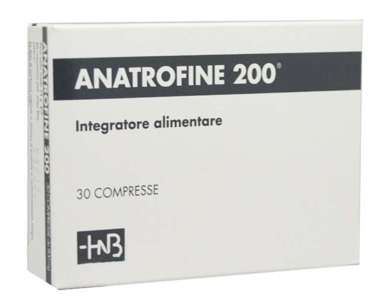 ANATROFINE 200 30 COMPRESSE DA 800 MG