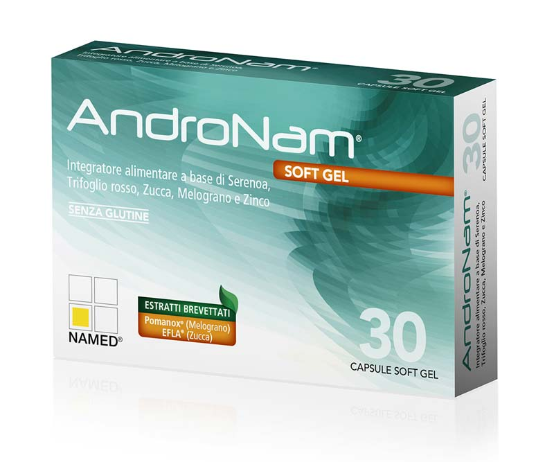 ANDRONAM 30 CAPSULE SOFTGEL