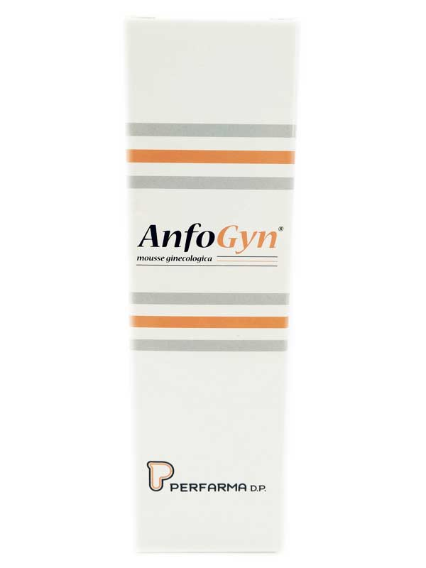 ANFOGYN MOUSSE GINECOLOGICA 150 ML