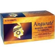 ANGURATE INTEGRATORE ALIMENTARE PER BRUCIORE DI STOMACO E PESANTEZZA - 25 BUSTINE DA 1,5 G