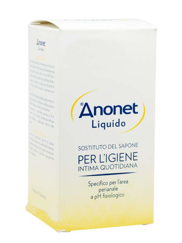 ANONET DETERGENTE LIQUIDO 150 ML