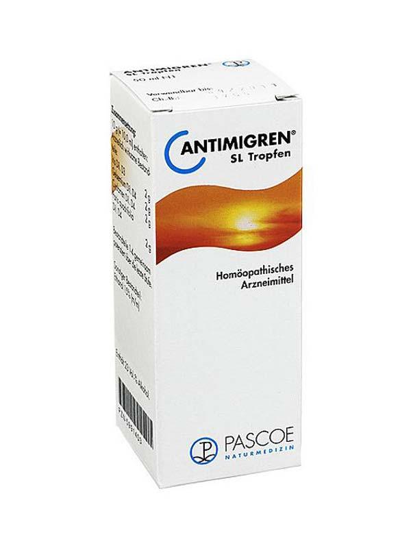 ANTIMIGREN GOCCE 20 ML