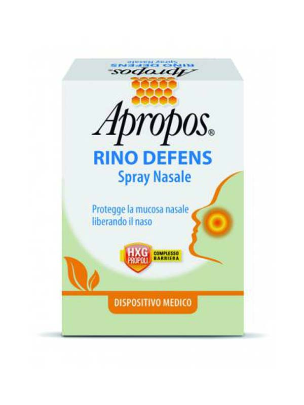 APROPOS RINO DEFENS SPRAY NASALE 20 ML