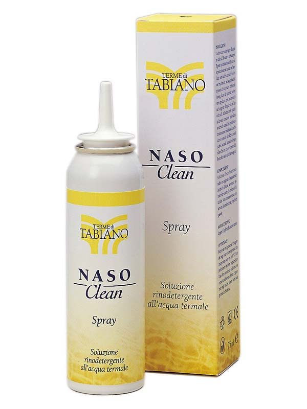 AQUA DI TABIANO NASO CLEAN SOLUZIONE SPRAY 150 ML