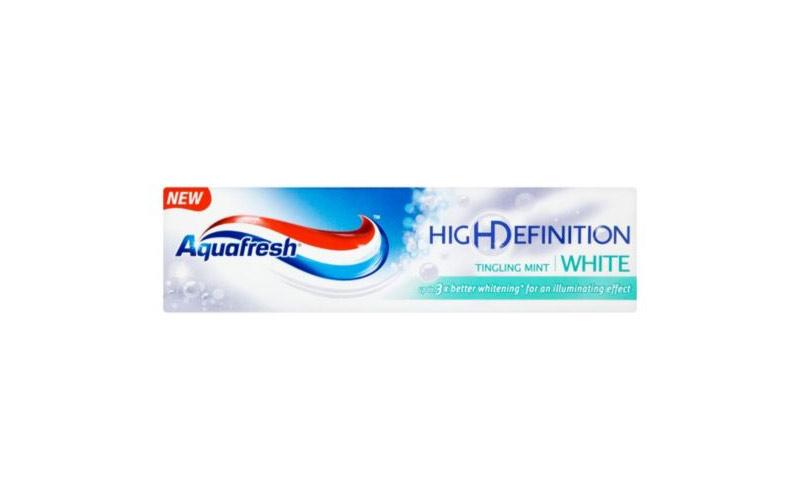 AQUAFRESH DENTIFRICIO HD TINGLING 75 ML