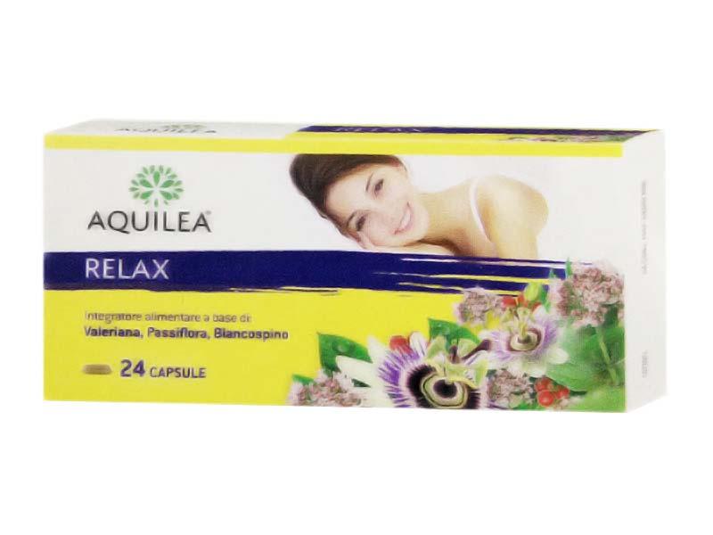 AQUILEA RELAX 24 CAPSULE DA 396 MG