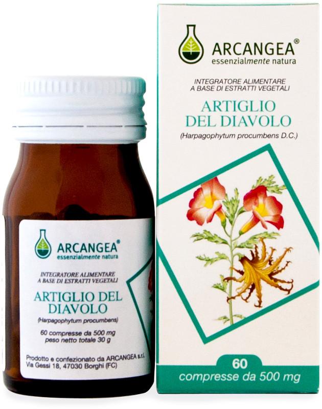 ARCANGEA ARTIGLIO DEL DIAVOLO INTEGRATORE ALIMENTARE 60 CAPSULE